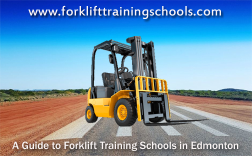 forklift training schools in Edmonton