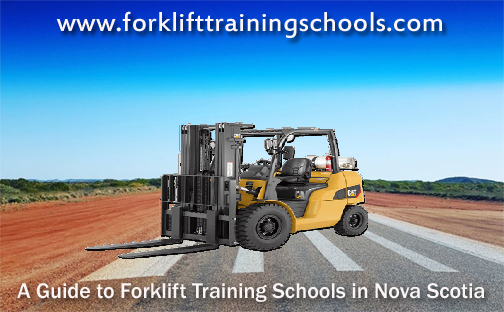 forklift training schools in Nova Scotia